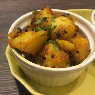 ヘルシーなインド料理