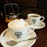 ラドリオ - ウィンナーコーヒー&ブレンドコーヒー
