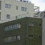ESCRIBA - 外観の屋上の風景です