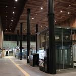 85121734 - 京阪 なにわ橋駅 設計:安藤忠雄