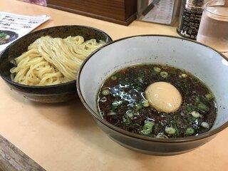 三谷製麺所 鶴橋店 - つけめん(大盛300g)〜(^ν.^)/¥700円.。.:*☆