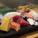 寿司幸 - 2018.4 刺し盛り(3,000円)