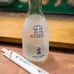 寿司幸 - 2018.4 生酒 白鶴(300ml 750円)