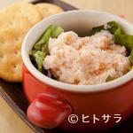 魚介イタリアン チーズ食べ放題 UMIバル - UMIバル風 牡蠣のクリームパテ