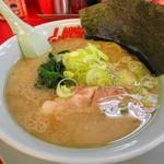ラーメン山岡家 - 醤油ラーメン650円