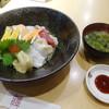 樽寿司 - 料理写真:市場丼
