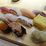 樽寿司 - 市場にぎり