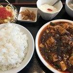85128787 - ランチ(麻婆豆腐)