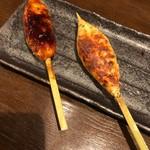 水炊き・焼き鳥 とりいちず - △つくね149円