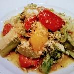 ピーエムエイ カフェ - 料理写真:春野菜のパスタ(パスタ少なめ)