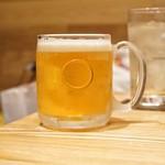 ISOGAMI FRY BAR - ☆生ビール(ハートランド) 648円
