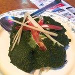 85129944 - 豆腐とほうれん草(ヒマラヤ鍋コース3900円)