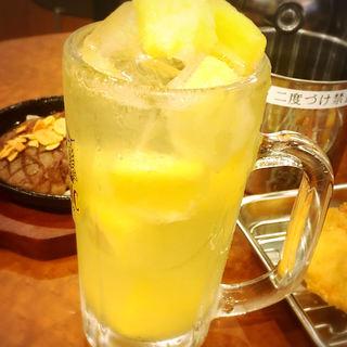 レモンサワー好きの人は必見!