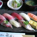 鮨と旬菜処 須田 - Bランチ