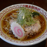 きび太郎 - 醤油らーめん 670円