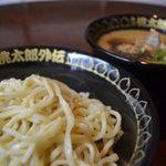 きび太郎 - 濃厚つけ麺 730円