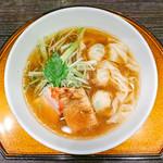 85131958 - 「雲呑麺」(2018.03)