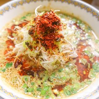 雲林坊 - 料理写真:汁あり担々麺