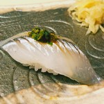 龍月  SUSHI - サヨリ