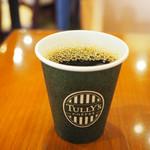 タリーズコーヒー - 試飲のコーヒー