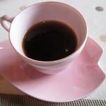 フルール・ドゥ・ソレイユ - コーヒー