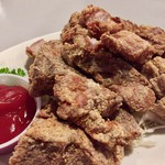 Side Street Inn - 料理写真:ポークチョップ$24。美味い!