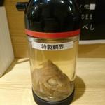 真鯛らーめん 麺匠渾身 - 特製鯛酢