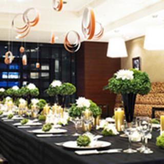 空間と料理にこだわる、レストランウェディング