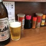 中華料理 松屋 - とりビー&カスタム部隊やっ!