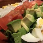 CHEESE SQUARE - カラフルコブサラダ