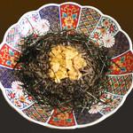天草蕎麦処 苓州屋 - 料理写真:天草生うに蕎麦