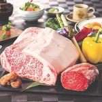 鉄板焼 七海 - 料理写真:―メインは黒毛和牛!和牛コース―