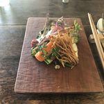 喫茶 タユタウ - 料理写真:野菜プレート @1500