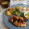 Kokoburan - 料理写真:ココランチ(揚げ鶏のネギソース)