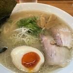 麺屋そのか - 料理写真:豚骨塩ラーメン