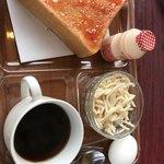 アリコベール - 料理写真:レギュラーモーニング