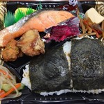 お膳屋 - 鮭弁当