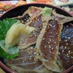 寿司の丸信 - づけ丼(1,000円)