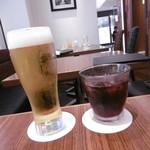 コリドール - 生ビールとサングリア