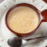 ゆんたくバル ペコラ - さんぴん茶風味のクレムキャラメル