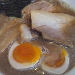 ラーメン サンガ - 鰹豚麺