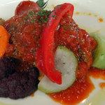 8516388 - 地鶏のトマト煮こみ。<2011_06>