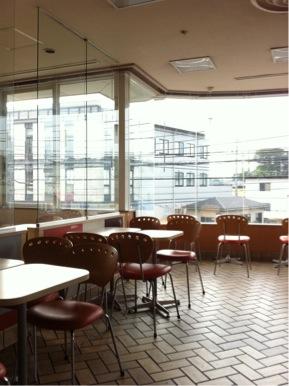 マクドナルド 下川井インター店