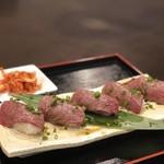 炭火焼肉misaki - 料理写真: