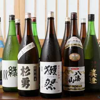 【お試し日本酒】こだわりの厳選日本酒が390円!