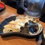 85162169 - ぎょうざ定食の餃子