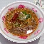 tokyo hoajao style IKEDA - 「国産牛肉とシビレと味噌のマリアージュ」900円