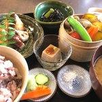 いいかふぇ - 料理写真:いい御前セット¥1200(税込) ドリンク、デザート付き