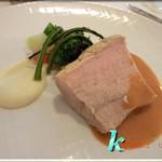 85166662 - 肉料理 ポークヒレ