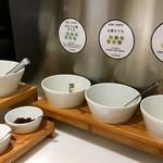 正式担担麺美食庁 四川辣麺 - 追加用調味料